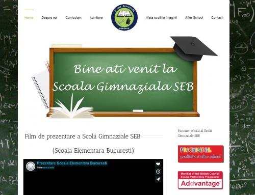 Scoala Elementara SEB